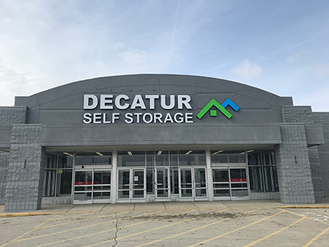 Decatur Property Management and Decatur Self Storage