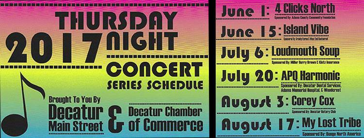 FREE Thursday Night Concerts